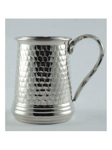Bakır Bal Peteği Gümüş Kupa Bardak