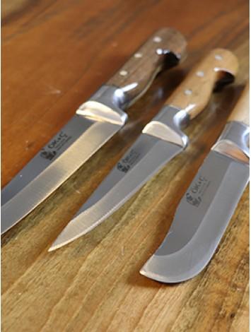 3'lü  Kurban Bıçak Seti