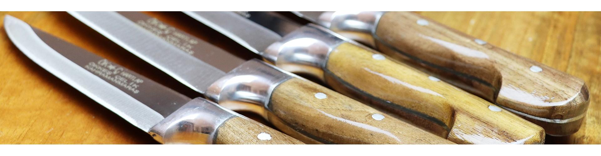 Ökkeş çelik bıçakları